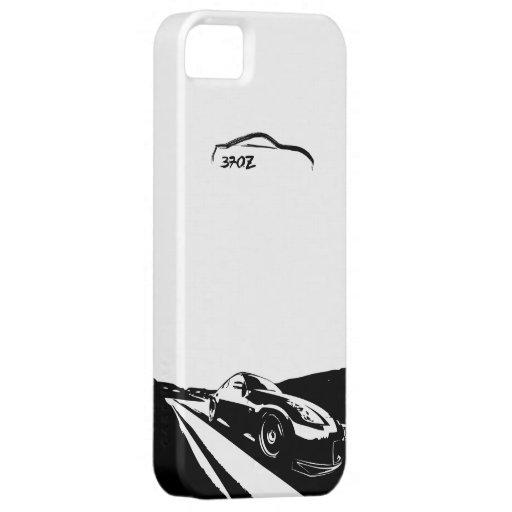 tiro del balanceo 370Z iPhone 5 Funda