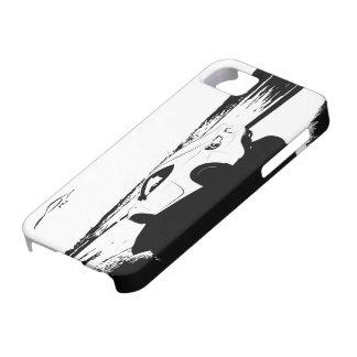 Tiro del balanceo de FR-S iPhone 5 Fundas