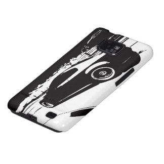 Tiro del balanceo del cupé G35 Galaxy S2 Carcasas