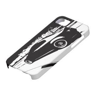Tiro del balanceo del cupé G35 iPhone 5 Carcasas