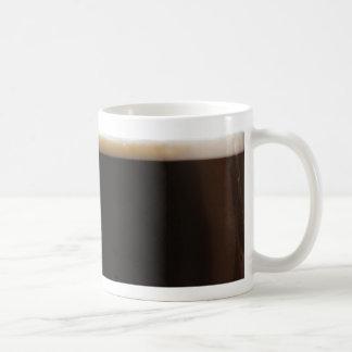 Tiro del café express taza de café