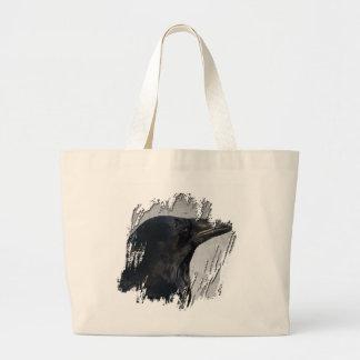 Tiro del encanto del cuervo bolsas