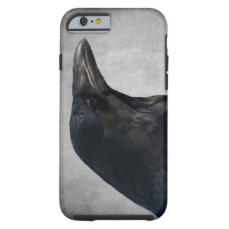Tiro del encanto del cuervo funda para iPhone 6 tough