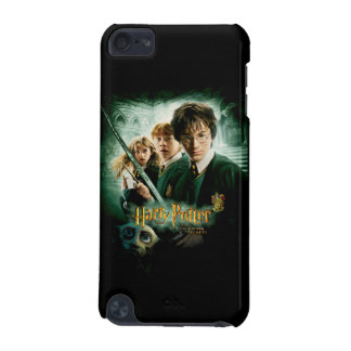 Tiro del grupo del Dobby de Harry Potter Ron Carcasa Para iPod Touch 5G