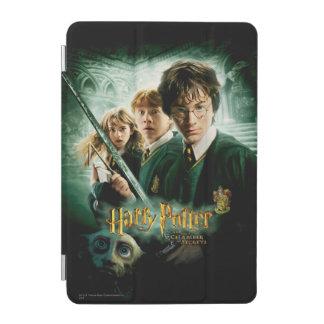 Tiro del grupo del Dobby de Harry Potter Ron Cover De iPad Mini