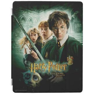 Tiro del grupo del Dobby de Harry Potter Ron Cover De iPad