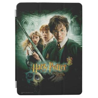 Tiro del grupo del Dobby de Harry Potter Ron Cubierta De iPad Air