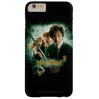 Tiro del grupo del Dobby de Harry Potter Ron Funda De iPhone 6 Plus Barely There
