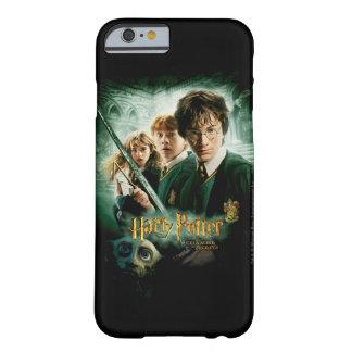 Tiro del grupo del Dobby de Harry Potter Ron Funda De iPhone 6 Barely There