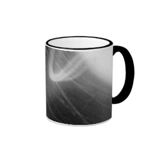 Tiro del máximo secreto de Apolo 15 s Tazas De Café