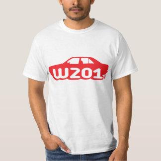 Tiro lateral W201 Playeras