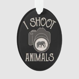 Tiro los animales - elefante