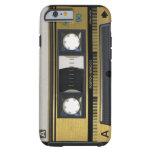 Tiro retro de los años 80 de la funda del iPhone 6 Funda De iPhone 6 Tough