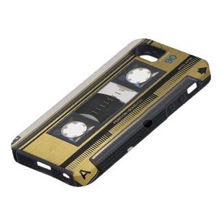 Tiro retro de los años 80 de la piel de la cubiert iPhone 5 Case-Mate coberturas