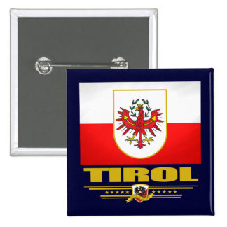 Tirol (Tyrol) Pinback Button