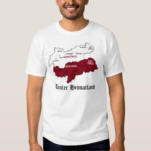Tiroler Heimatland T Shirt