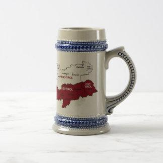 Tiroler Heimatland Tazas De Café