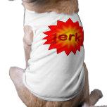 Tirón Camisa De Perro