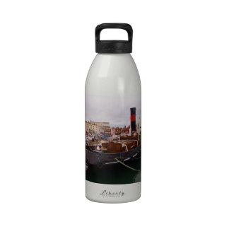 Tirón Cervia del vapor Botella De Agua Reutilizable