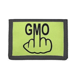 Tirón de GMO de la cartera