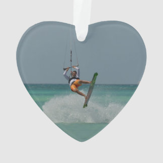 Tirón de Kitesurfing