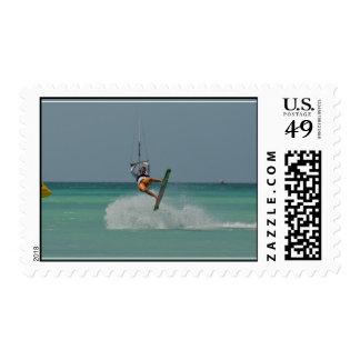 Tirón de Kitesurfing Sello