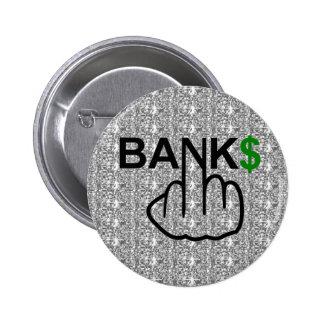 Tirón de los bancos del botón