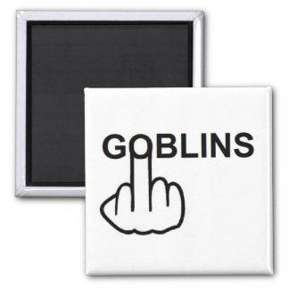 Tirón de los Goblins del imán