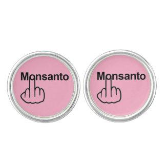 Tirón de Monsanto de las mancuernas Mancuernillas