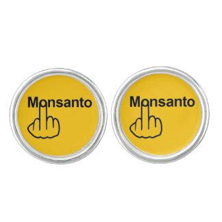 Tirón de Monsanto de las mancuernas Gemelos