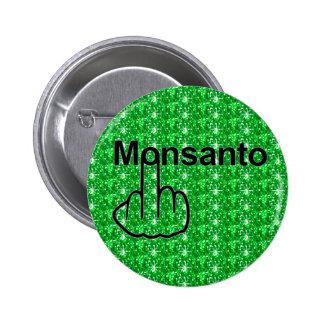 Tirón de Monsanto del botón