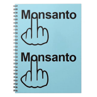 Tirón de Monsanto del cuaderno