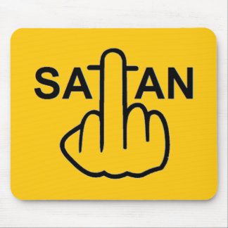 Tirón de Mousepad Satan