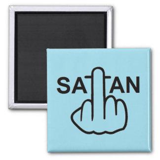 Tirón de Satan del imán