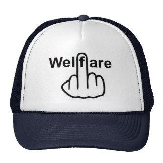 Tirón del bienestar del gorra