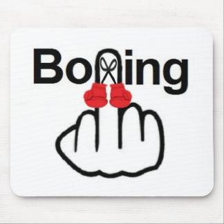 Tirón del boxeo de Mousepad