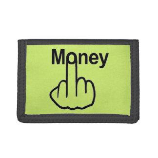 Tirón del dinero de la cartera
