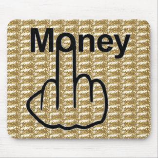 Tirón del dinero de Mousepad