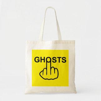 Tirón del fantasma del bolso bolsas de mano