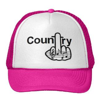 Tirón del país del gorra