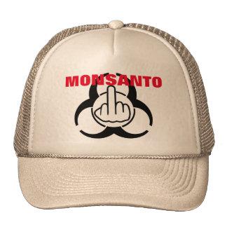 Tirón del peligro de Monsanto del gorra bio