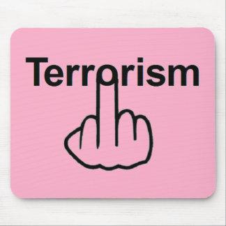 Tirón del terrorismo de Mousepad