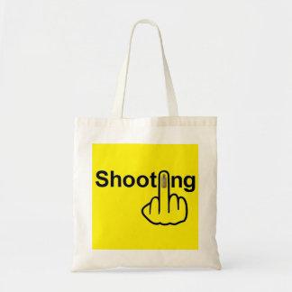 Tirón del tiroteo del bolso bolsas