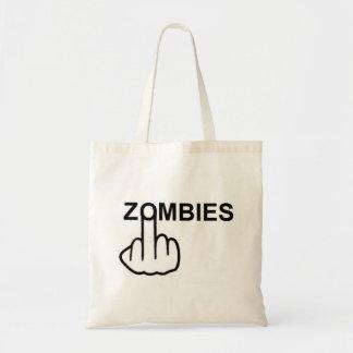 Tirón del zombi del bolso bolsas
