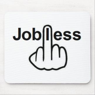 Tirón desempleado de Mousepad