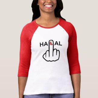 Tirón Halal de la camiseta