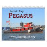 Tirón histórico PEGASO 2012 Calendarios