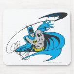 Tiros Batarang 3 de Batman Alfombrillas De Ratón