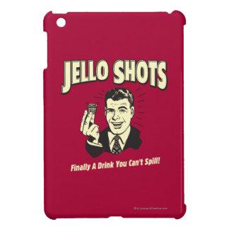 Tiros de Jello: Bebida que usted no puede derramar