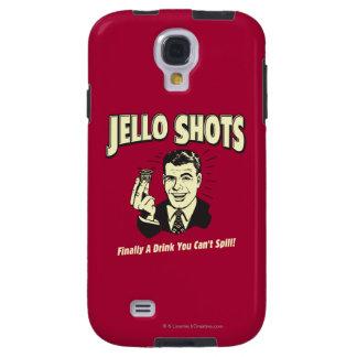 Tiros de Jello: Bebida que usted no puede derramar Funda Galaxy S4